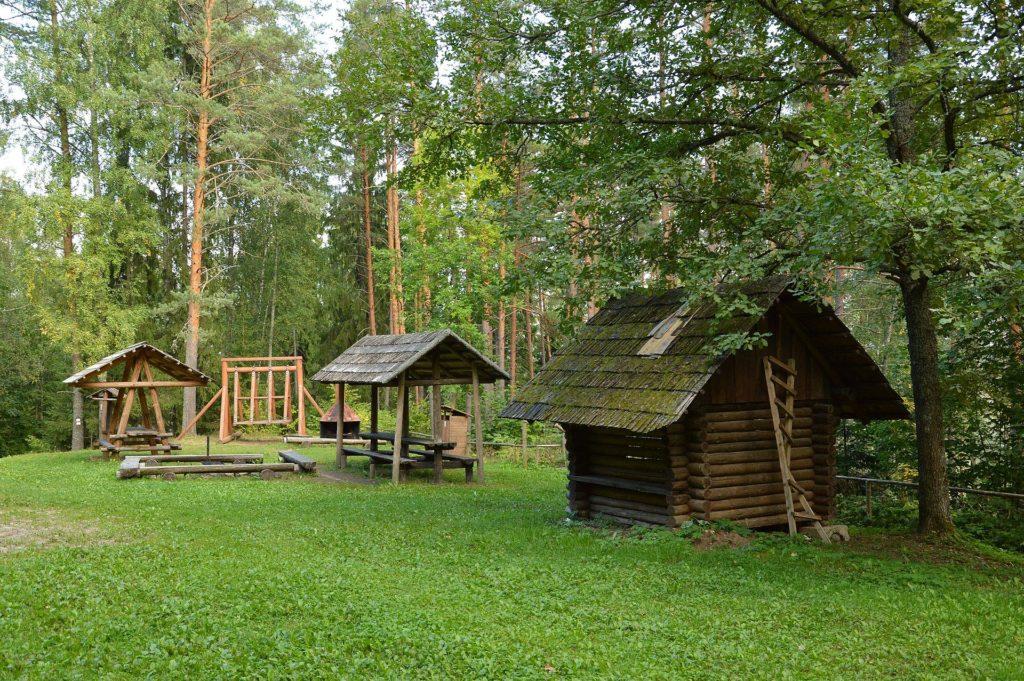 Tellingumäe recreation area.