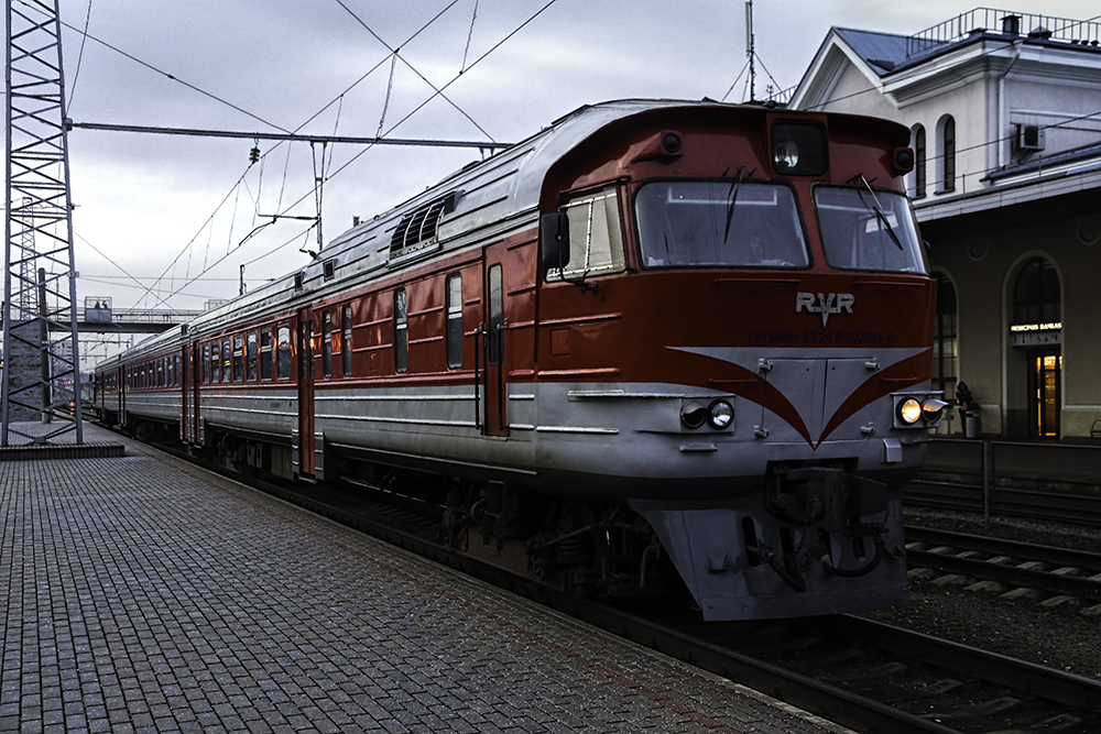 Class DR1AMv Diesel Trainset. © 2015 Charlie Jackson CC BY 2.0