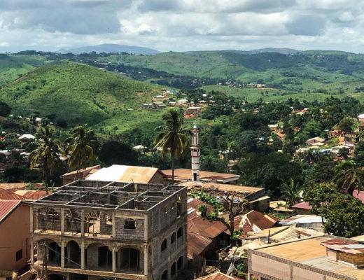 Foumban, Cameroon.