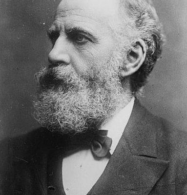 William Thomas Stead in 1909
